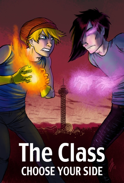 The Class by Jessi Jordan and Jaysen Headley